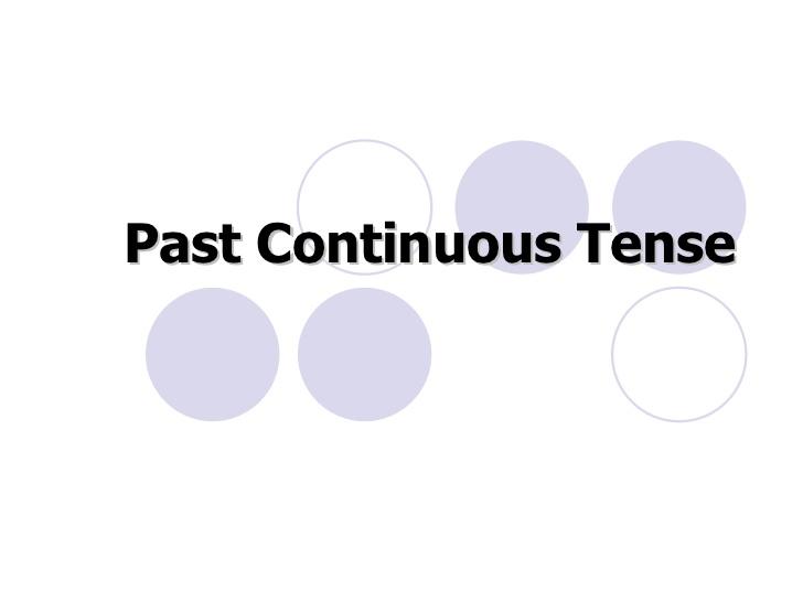 Pengertian, Rumus, dan Contoh Past Continuous Tense