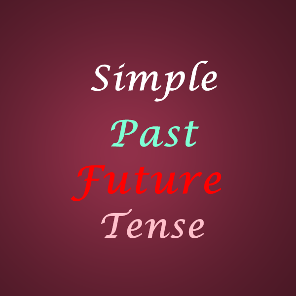 Rumus, dan Contoh Simple Past Future Tense