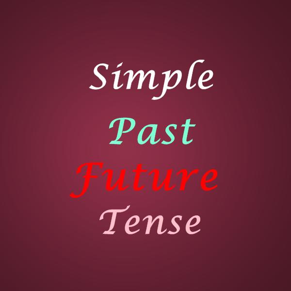 Rumus, dan Contoh Simple Past Future Tense