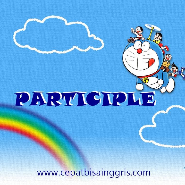 Pengertian, Rumus dan Contoh Participle